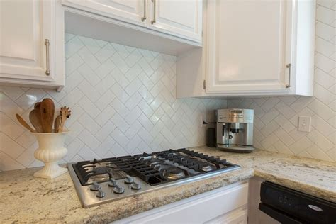 white tile kitchen backsplash white kitchen mosaic backsplash square shape silver