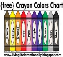Learn to count with colorful crayons right download below basic colors