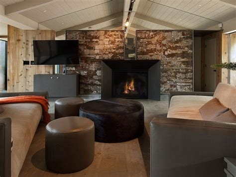 Wandgestaltung Steine Wohnzimmer by 93 Ideen Zur Wandgestaltung Mit Holz Stein Tapete Und Mehr