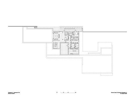 richard meier house plans gallery of bodrum houses richard meier 8