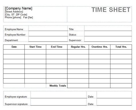 free excel timesheet template employees timesheets for employees timesheet for employee