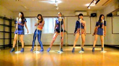 dance tutorial kara step kara step dance cover by coen sisters youtube