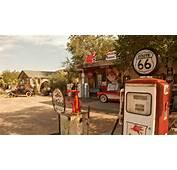 Route 66 Gas Station 4K Wallpaper / Desktop Background  Flickr