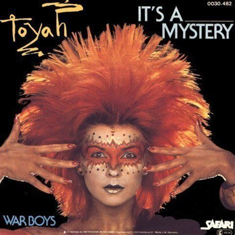 A Mystery it s a mystery toyah