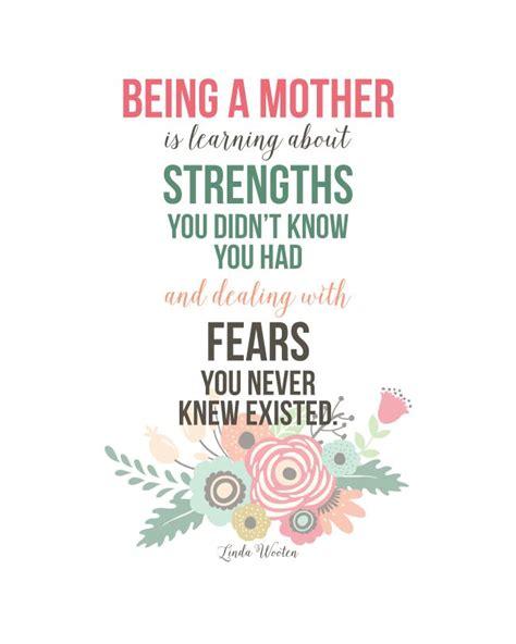 printable mother quotes sunday encouragement motherhood quote encouragement