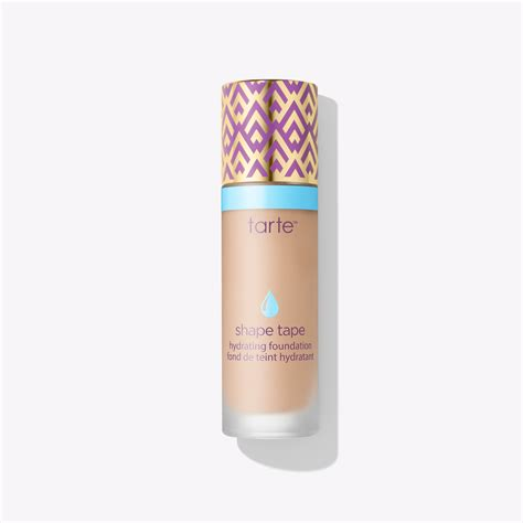 light medium tarte foundation tarte hydrating shape tape foundation review popsugar