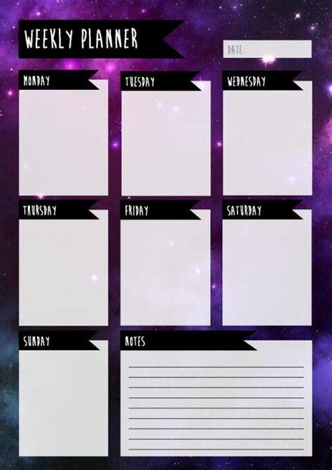 study planner printable tumblr timetable printable tumblr