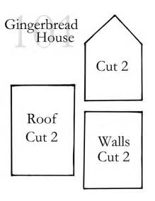 Printable Gingerbread House Template by Tutorial Gingerbread House 101 Whipperberry
