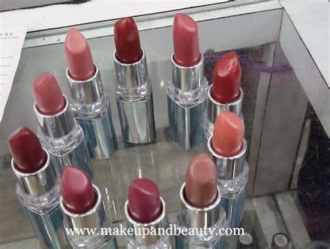 Lipstik Maybelline Watershine lipsticks maybelline watershine lipstick photos swatches