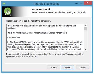 android license android studio for beginners part 1 installation and setup itworld