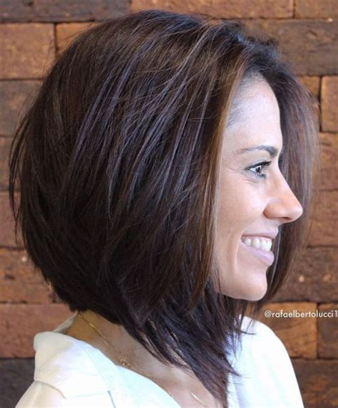 Bob Hairstyles For Thick Hair by 60 Most Beneficial Haircuts For Thick Hair Of Any Length