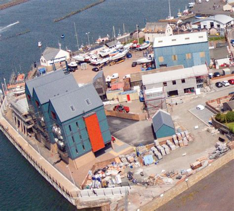 boats yard amble boat yard will close but spurreli plans to expand