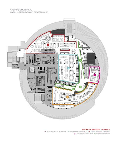 plan com gallery of revival of the casino of montr 233 al menk 232 s