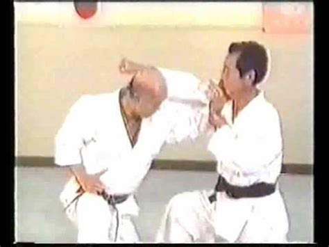 Tatsuo Suzuki Karate Wado Karate Idori By Tatsuo Suzuki Sensei