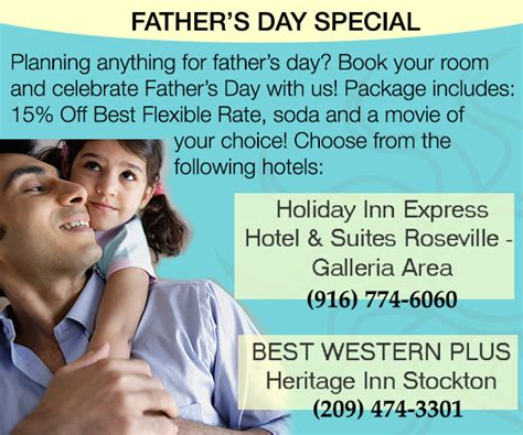 Roseville Ca Hotel S Day Package Special by June 2013 Heritage Hotel