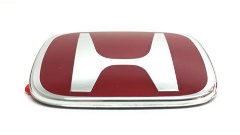 Emblem Type R embl 232 me type r arri 232 re honda civic 2016 2017 4 portes