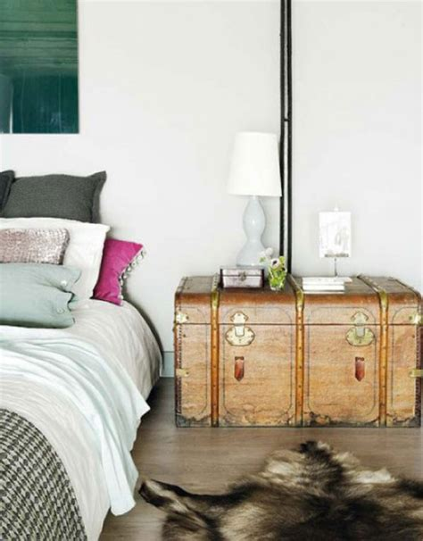ideas for bedside tables 30 original alternatives to a common bedside table