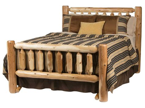 log beds rocky timber log bed