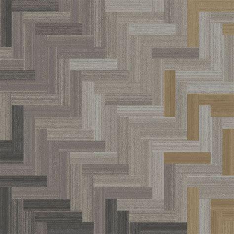 Rug Floor Tiles by Interface Floor Design Walk The Plank Ash Walk The