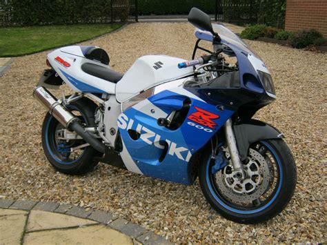 1999 Suzuki Gsxr 1000 1999 Suzuki Gsx R600x Blue White Srad Gsxr 600 Track Bike