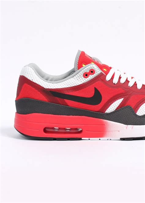 nike comfort 2 nike air max 1 comfort trainers 2 0 white red