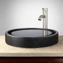 Modern Vessel Sinks granite modern vessel sink signaturehardware