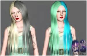 hair color to for sims 3 the sims resource hair colors sims 3 hairstyle gallery
