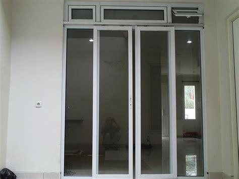 kusen aluminium  rumah minimalis