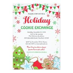cookie invitation template cookie exchange invitation cookie zazzle