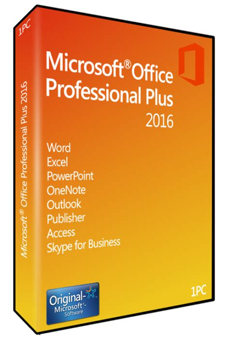 Ms Office Professional microsoft office 2016 professional plus 1pc lizenz 92 67eur