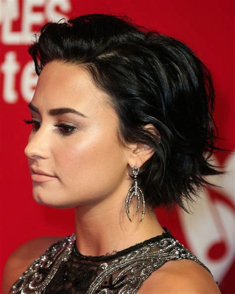 demi bob styles 1143 best images about short hair on pinterest short