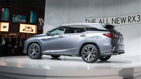 lexus jeep 2018 2018 lexus rx l is a three row suv that offers up to seven