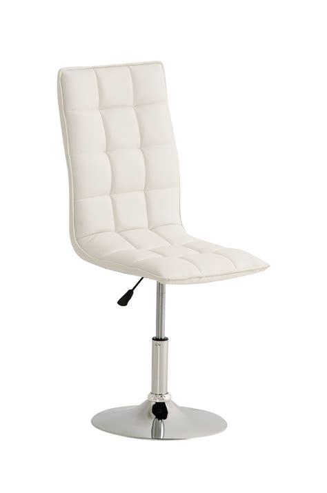 Swivel Chair Dining Design Dining Chair Peking Conference Adjustable Room Faux Leather Chrome Swivel Ebay
