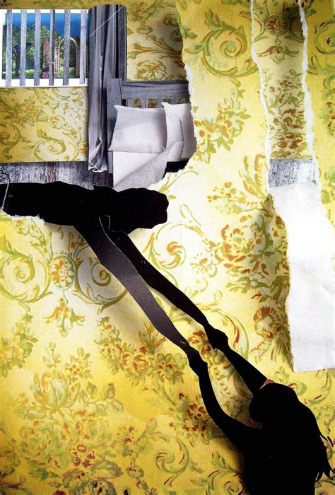 The Yellow Wallpaper Symbolism Quotes