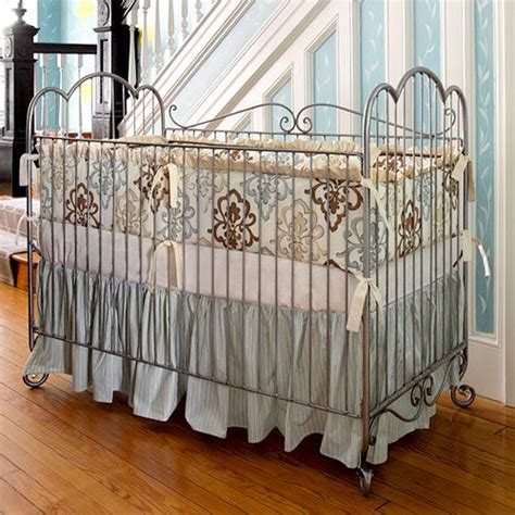 country french iron crib iron crib french country
