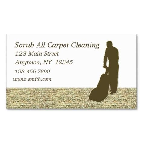 carpet cleaning business card templates 204 best images about carpet cleaning business cards on