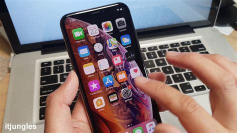 iphone xs   setup  device    youtube