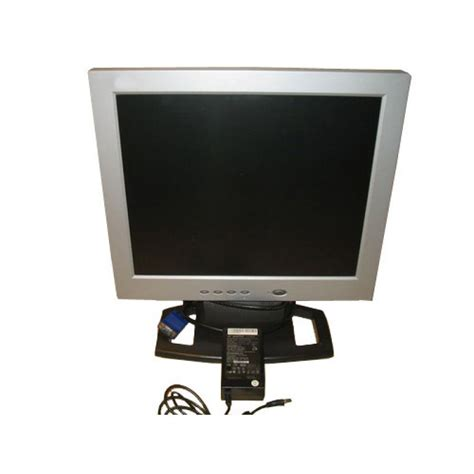 Monitor Lcd Power Max second 17 quot lcd monitor aoc tft1780a second aoc lcd monitor 17 quot max resolution