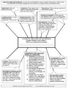 10 best images of cognitive worksheets printable