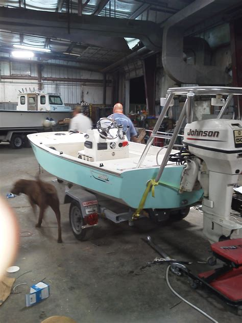 boston whaler build your boat custom boston whaler flats boat build page 12 the hull