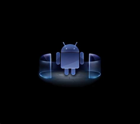 blue android wallpapers wallpaper cave - Blue Android