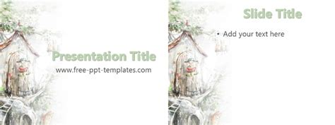 fairy tale ppt template free powerpoint templates