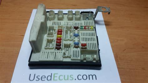 megane fuse box wiring diagram manual