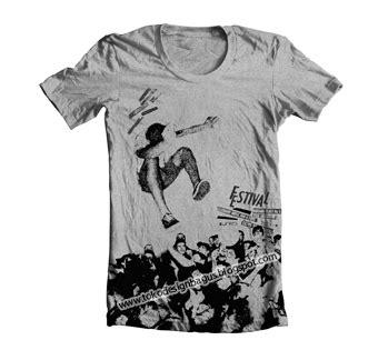 Kaos Distro School Fextival 1 kaos distro festival musik desain kaos desain t shirt