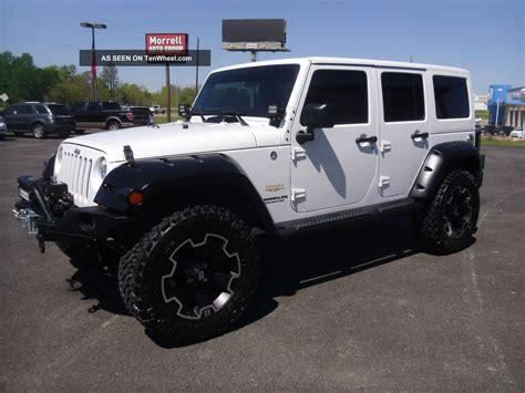 lifted jeep white jeep liberty 2014 white image 60