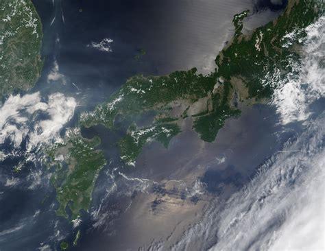 imagenes satelitales japon mapa mundi japon