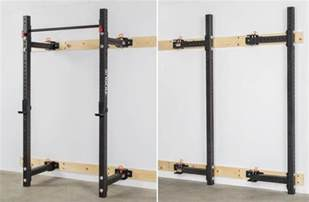 rogue r 3w fold back wall mount rack rogue fitness