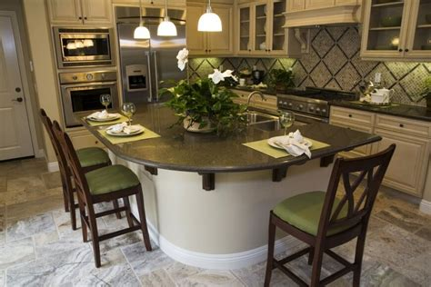 eat in kitchen islands beautiful mosaic tiles backsplash 45 upscale small kitchen islands in small kitchens