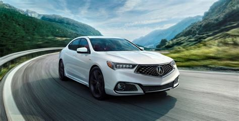 acura tlx arrives    colors  torque