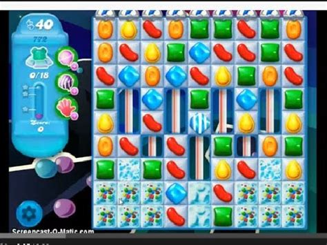 candy crush soda saga level 772 | doovi